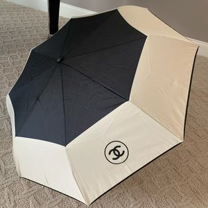 Chanel Umbrella *NEW in Box w/Carry Bag